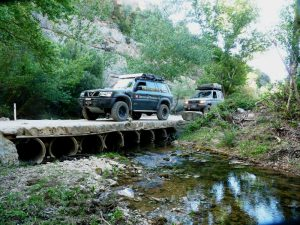 Andalusien 4x4 Off Road Tour