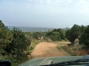 Sardinien 4x4 Off Road Tour