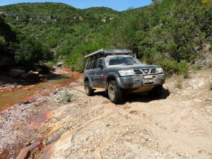 4x4 Sardinien Off Road Tour