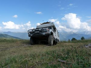 Westalpen 4x4 Off Road Tour